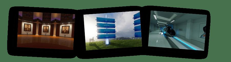 Virtuelle Welten von wylder