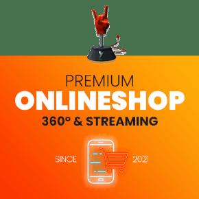 Besuche unseren 360 Grad und Streaming Shop by wylder
