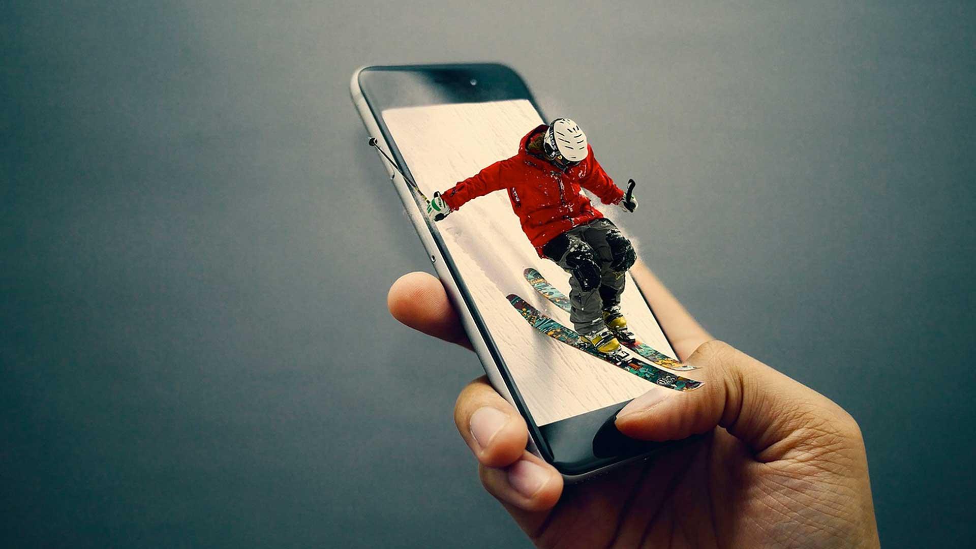 3D Motion Design Ads von wylder